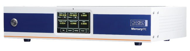 MercuryiTC - An intelligent temperature controller, programmable, multi-channel controller, and superconducting magnet for low temperature research and  cryogenics